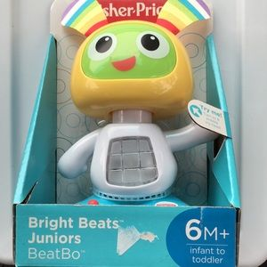 Beatbo bop BABY musical infant light up toy NEW